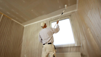 Painting A ceiling